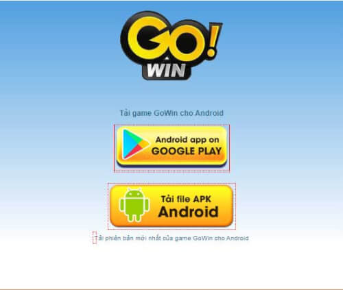 tải go win cho android