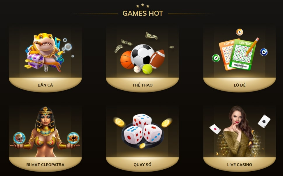 Game HOT OXBET